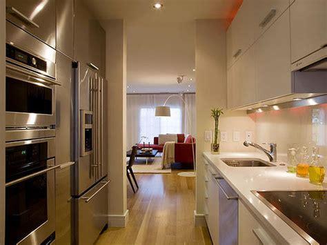 corridor kitchen design serenity in design march 2012