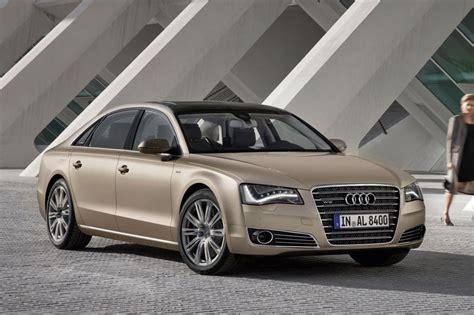 Audi A8 L W12 by Top Gear 2012 Audi A8 L W12