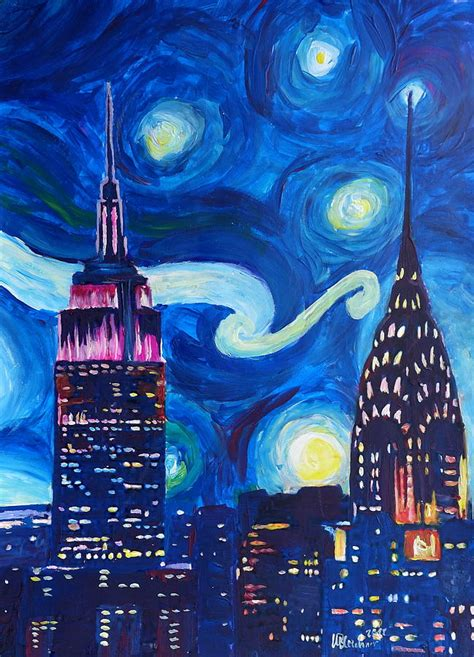 paint nite in nyc starry in new york gogh inspirations in