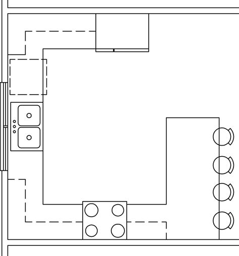 how to design a new kitchen layout g shaped kitchen layouts house furniture
