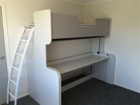 bunk beds nz foldaway bunk bed and desk hiddenbed new zealand