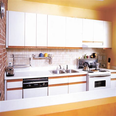 white laminate cabinet doors an easy makeover with kitchen cabinet refacing furniture