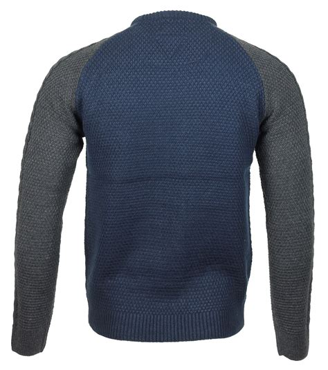 mens cable knit sweaters mens winter cable knit crew neck casual smart sweater
