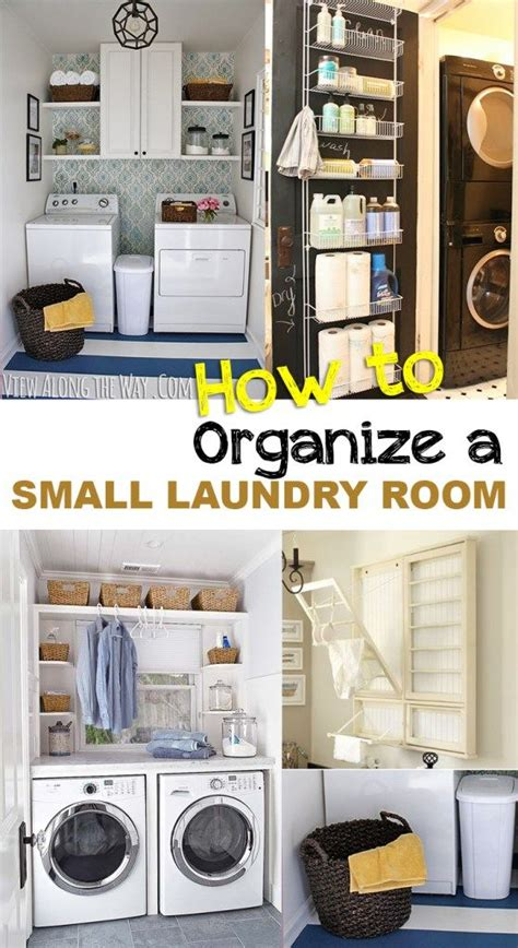 small space organization how to organize a small laundry room organization hacks