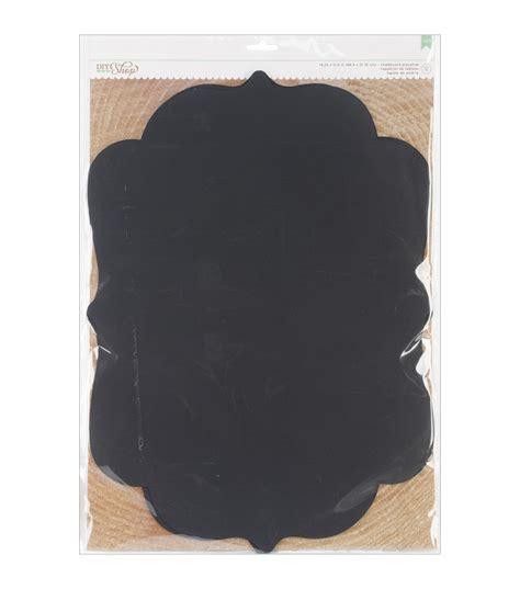 diy chalkboard placemats american crafts diy shop 2 chalkboard placemat jo