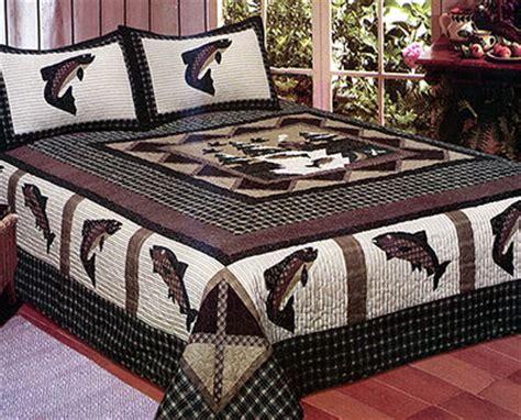 fish comforter sets fish comforter shop everything log homes