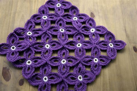 crochet tutorial crochet flower tutorial lime green
