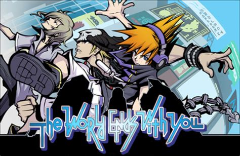 the world ends with you the world ends with you teaser site for ios re release