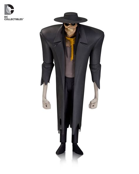 animated figures dc collectibles batman the animated series scarecrow the