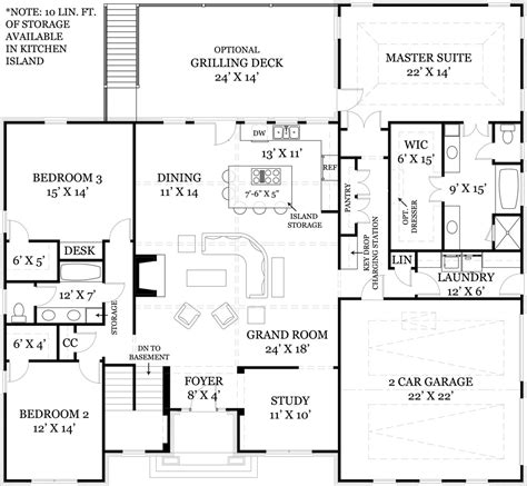 house plans with open floor plans mystic 1850 3 bedrooms and 2 5 baths the house designers