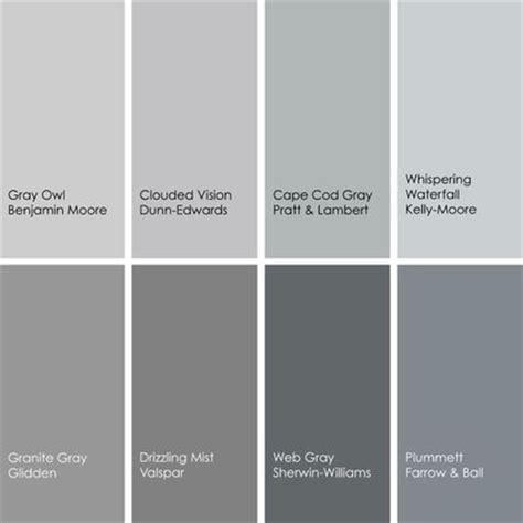 paint colors that go with gray best 25 gray paint colors ideas on