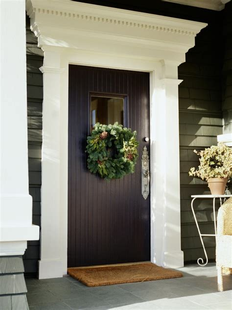 hgtv front door home 7 front door decorating ideas hgtv