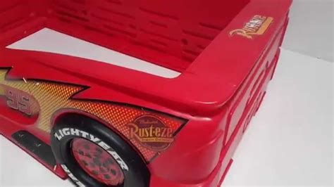 Car Wallpaper Toddler by Tikes Lightning Mcqueen Toddler Bed Creative Home