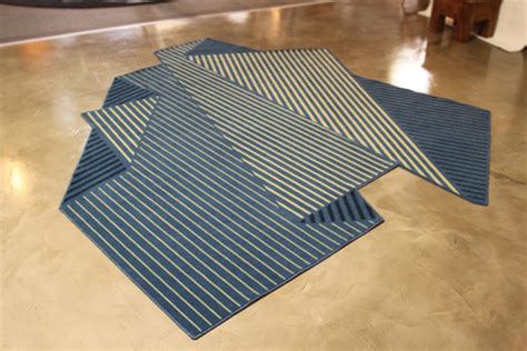 origami illusion origami illusion rug not for the obsessive rug straightener