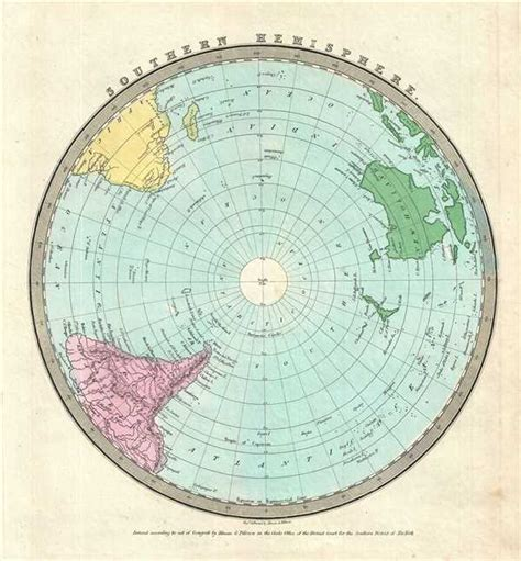 southern hemisphere southern hemisphere geographicus antique maps