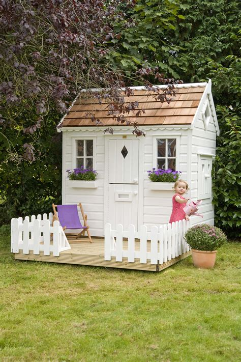 Small Footprint House Plans garden playhouse with fencing playhouses the playhouse