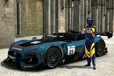 Citroen Gt Price by Citroen Gt Lm 2017 Concept Race Cars Cars