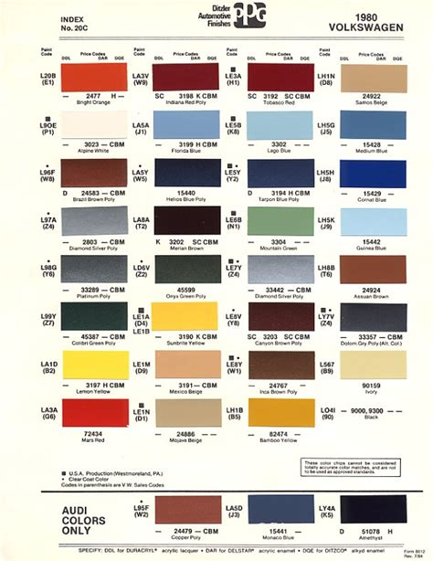 original paint colors vw strainers and filters strainers free engine image for