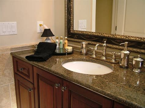 Kitchen And Bathroom Ideas by Choices For Bathroom Countertop Ideas Theydesign Net