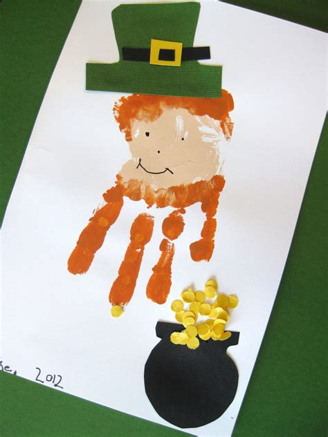 st patricks crafts for st s day craft elizabeth