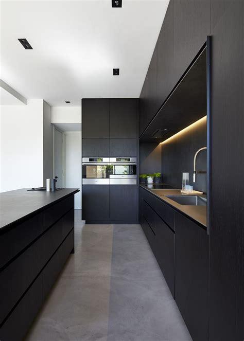 black modern kitchen cabinets 25 best ideas about black kitchens on modern