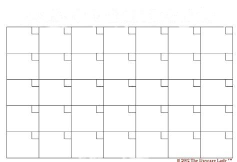 blank calendar template fotolip com rich image and wallpaper