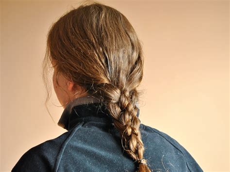 hair braiding 5 ways to braid hair wikihow