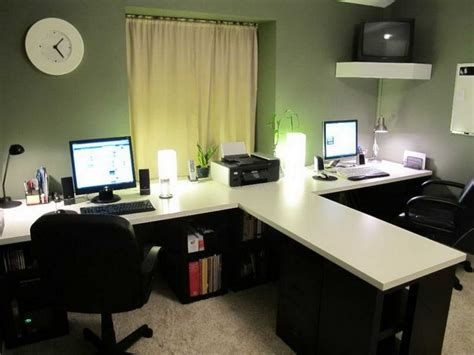 2 person desk for home office home furniture design
