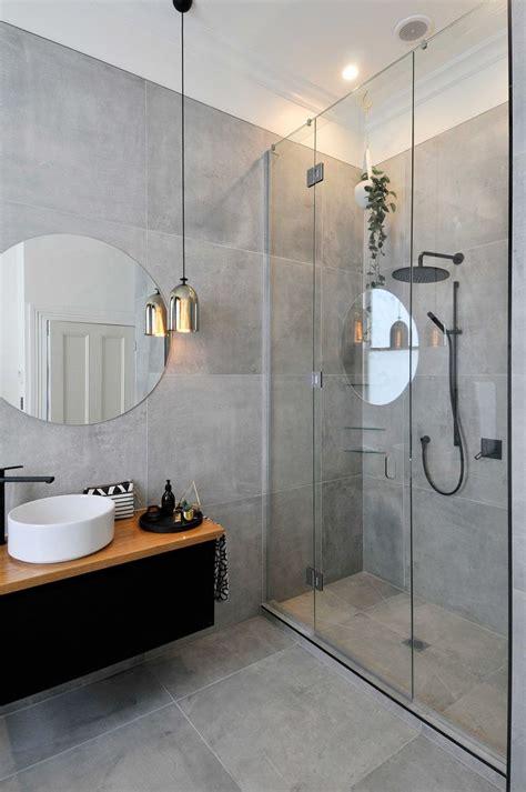 modern gray tile bathroom 25 best ideas about light grey bathrooms on