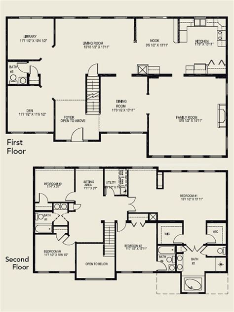 2 story house plans with 4 bedrooms 4 bedroom 1 story house plans bedroom ideas pictures