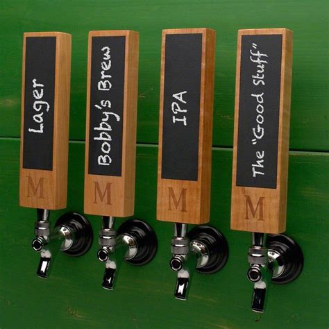 diy chalkboard tap handle 1000 ideas about taps on taps brewery