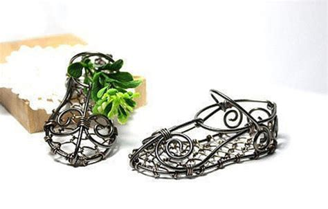 craft wire projects wire craft ideas make wire sandals nbeads