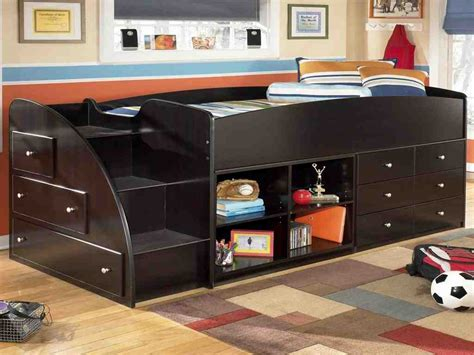 Small Space Kids Bedroom by Boys Twin Bedroom Set Home Furniture Design