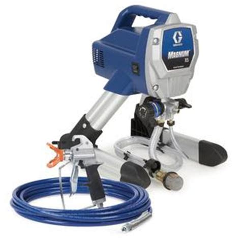 home depot paint sprayer sale cj spray graco magnum x5 and lts 15 paint sprayers