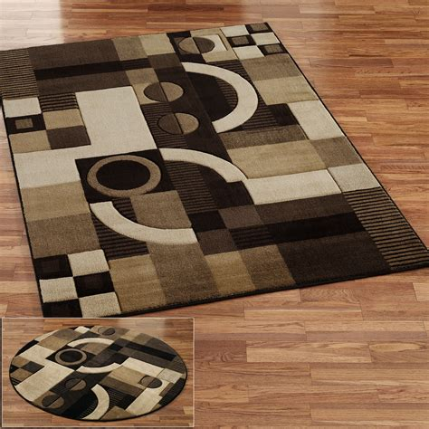 rug modern decor floors rugs brown area rugs for modern flooring