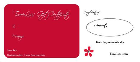 how to make your own gift card make your own gift certificate anuvrat info