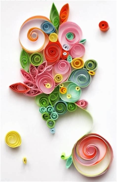 craft paper design beautiful paper quilling