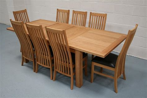 oak extending dining table and chairs lichfield extending dining tables 8 seater oak dining
