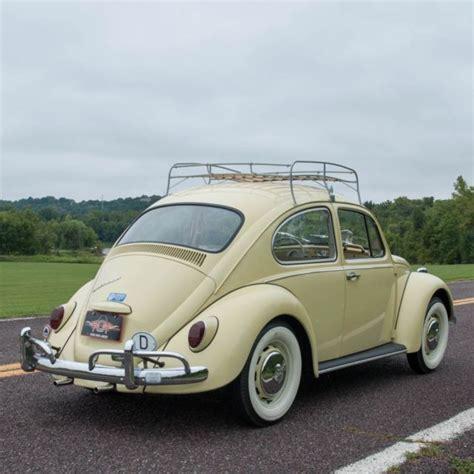 1967 Volkswagen Beetle For Sale by Volkswagen Beetle Classic 1967 Yukon Yellow For Sale