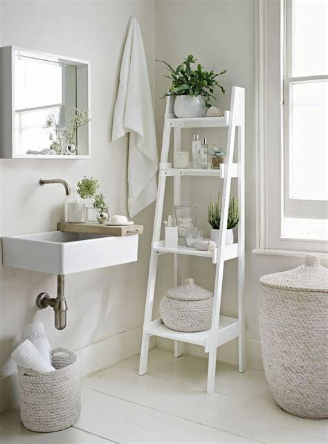 white shelves for bathroom 25 best ideas about white ladder shelf on