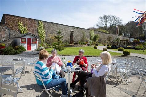 walled garden bistro woodland bistro vandeleur walled garden kilrush co