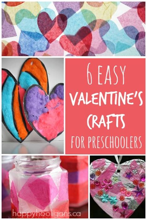 february crafts for 6 easy s crafts for happy hooligans