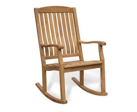 rocking chair garden garden rocking chair teak outdoor patio rocker