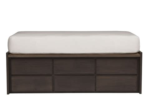 12 drawer bed frame thompson bed beds bedroom by urbangreen