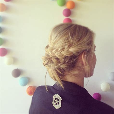 tutorial thin hair hairstyles hairstyle how to easy braided updo tutorial hair romance