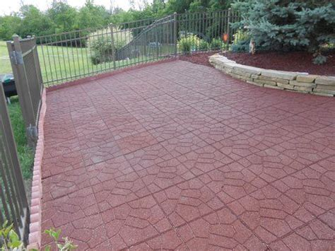 outdoor patio pavers flagstone rubber pavers rubber floors and more