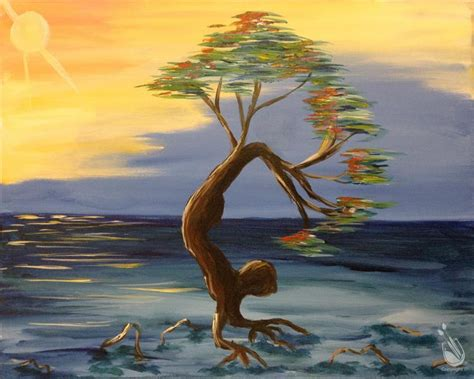 paint with a twist traverse city mi tree wednesday january 11 2017 painting with a
