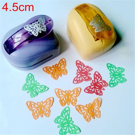 paper craft punch jef large butterfly shaper craft punch scrapbooking