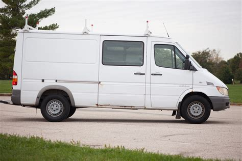 2006 Dodge Sprinter by Dodge Sprinter 2500 For Sale Carfax Certified
