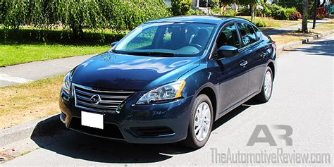 2015 Nissan Sentra Reviews by 2015 Nissan Sentra Review The Automotive Review